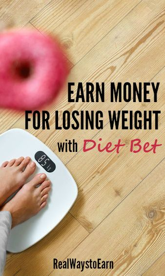 Earn Money For Losing Weight With DietBet