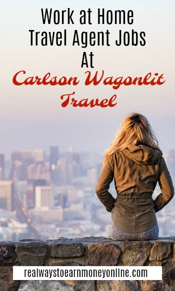 Work at home travel agent jobs at Carlson Wagonlit Travel - occasionally hiring.