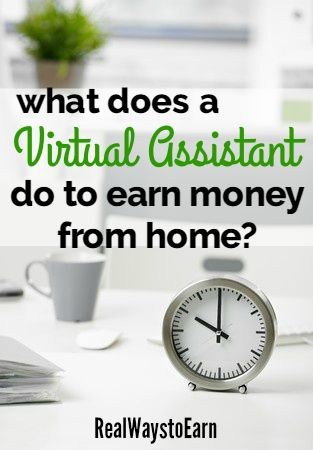 What is a virtual assistant? This post breaks it down for you.