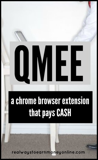 Qmee - a Chrome browser extension that can pay you Paypal cash every day.