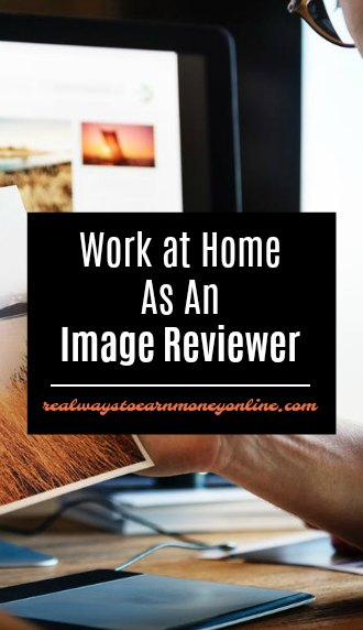 All about working from home as an image reviewer for Shutterstock.