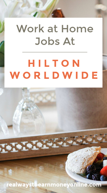 If you're curious about Hilton at home jobs, we've got you covered! In this post, you'll learn what they pay, how to start, and what other workers think of the opportunity.