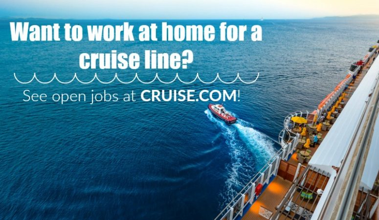 Work From Home Customer Service For Cruise.com – Pays $10+ Hourly!