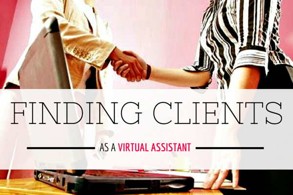 where to find clients as a virtual assistant