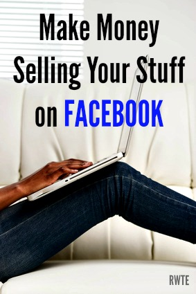 You're on Facebook all the time. Why not make some money with it? Here's a post detailing three ways you can make money selling your stuff on Facebook.