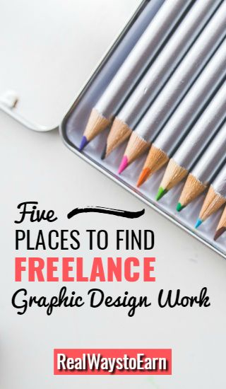 Places To Find Freelance Graphic Design Work