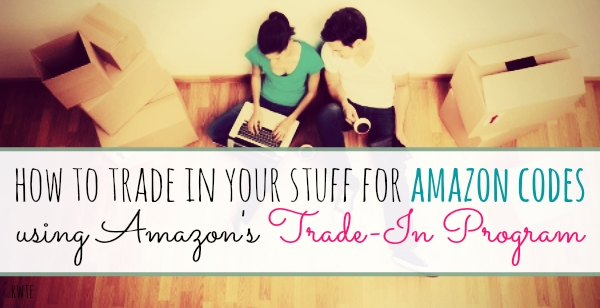 how to trade your stuff in for amazon gift cards. Black Bedroom Furniture Sets. Home Design Ideas
