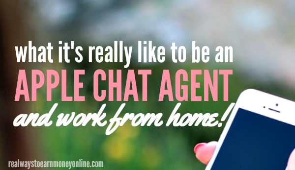 What It's Really Like to Work as a Chat Agent For Apple