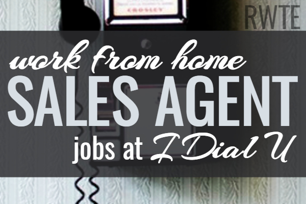 Work From Home Virtual Sales Jobs at I Dial U
