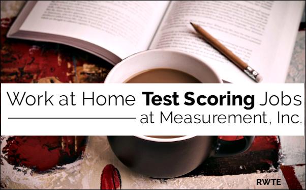 Work at Home Scoring Jobs at Measurement, Inc.