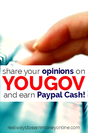 Give your opinions on news, social issues, and politics, and earn some extra cash in the process through the YouGov panel. Open internationally.