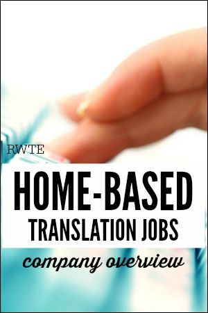 This is an overview of a company that hires home-based translators. The post contains information on hiring, pay, and more.