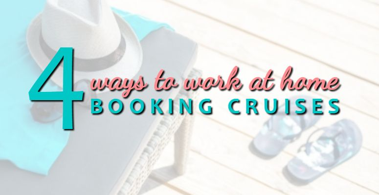 4 Companies That Hire People to Book Cruises