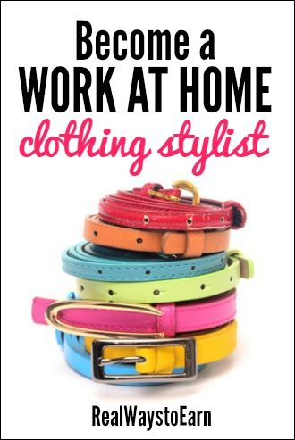 How to become a work at home fashion stylist for Stitch Fix.