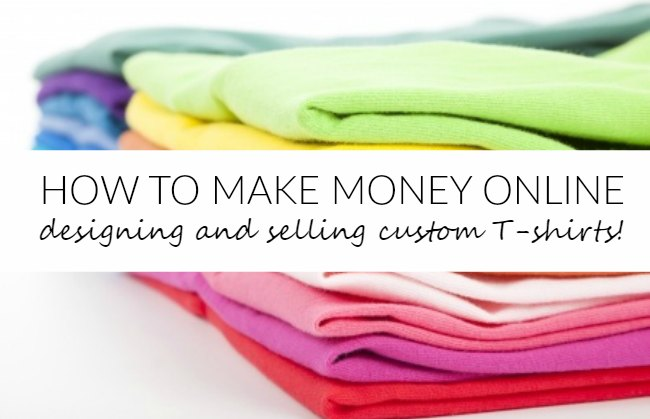 How to Make Money Designing & Selling T-Shirts With Teespring