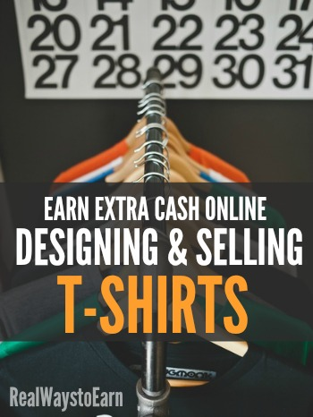 How To Make Money Designing Selling T Shirts With Teespring