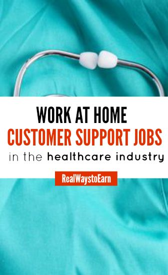 If you have at least two years in the healthcare industry and some experience in customer support, you may be able to work at home for Doctors on Demand.