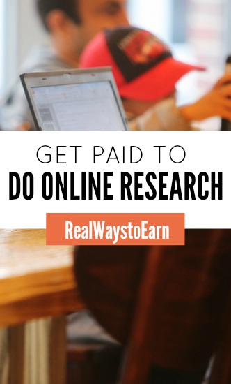 Ask Wonder is a company that pays you to do online research. They are open worldwide and you can work anytime you want.