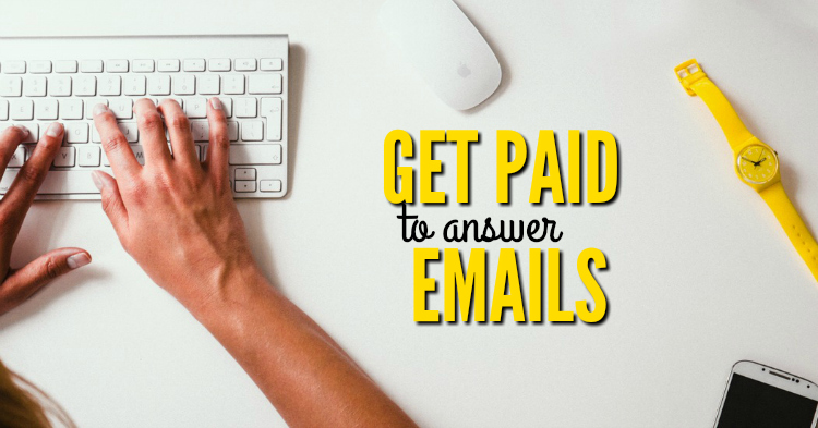 Can You Really Get Paid to Answer Emails From Home?