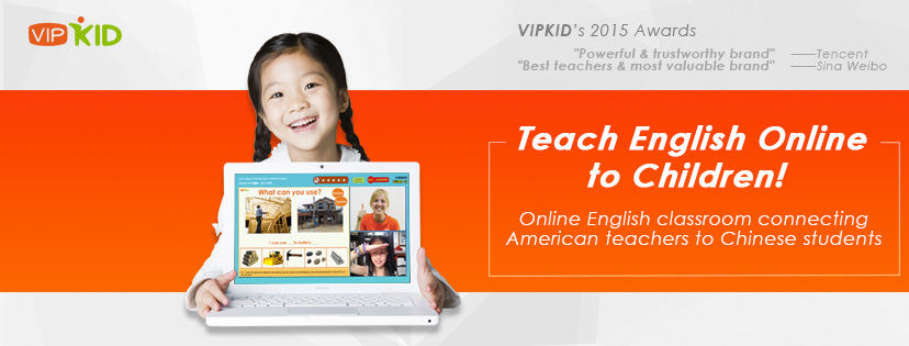 Become An Online ESL Teacher For Children With VIPKid