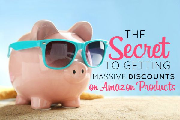 The Secret To Getting Amazon Products For Next to Nothing (or FREE)