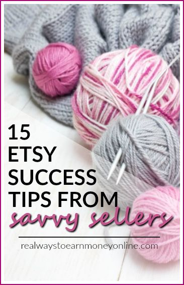 Are you looking for Etsy tips for success? These 15 people have written great content to help you learn it all from increasing sales to taking good pics. #etsy #etsyseller #etsytips