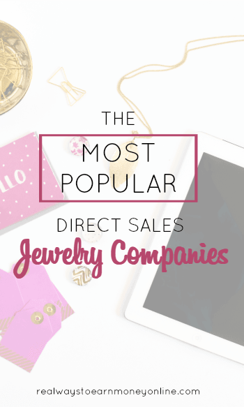 10 of the most popular direct sales jewelry companies