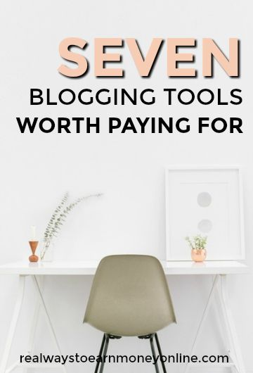 The 7 blogging tools that are worth paying for.