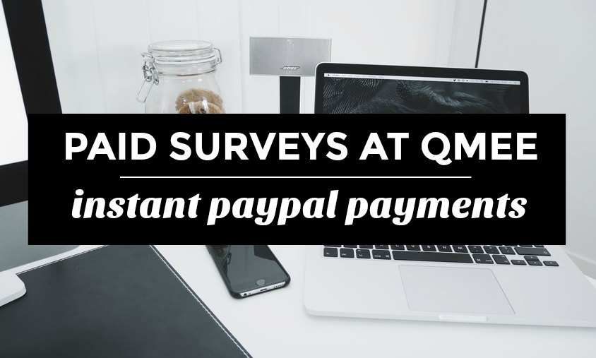 Qmee (My Favorite Side Earner) Now Offering Paid Surveys