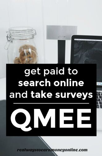 Qmee paid surveys - now Qmee pays you to answer surveys in addition to all the other ways they pay you. Qmee pays instantly via Paypal when you cash out.