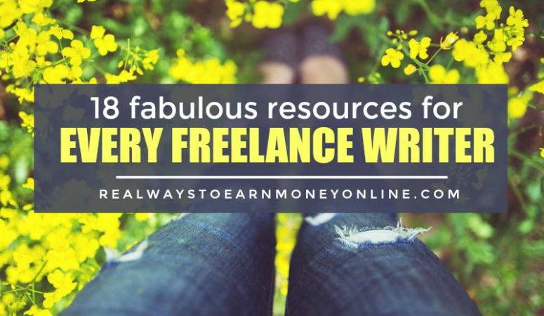 18 Fabulous Resources For Every Freelance Writer
