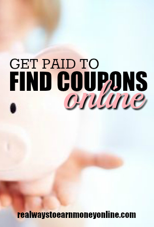 How to get paid to find coupons online with the Coupons.com Savings Guarantee program.
