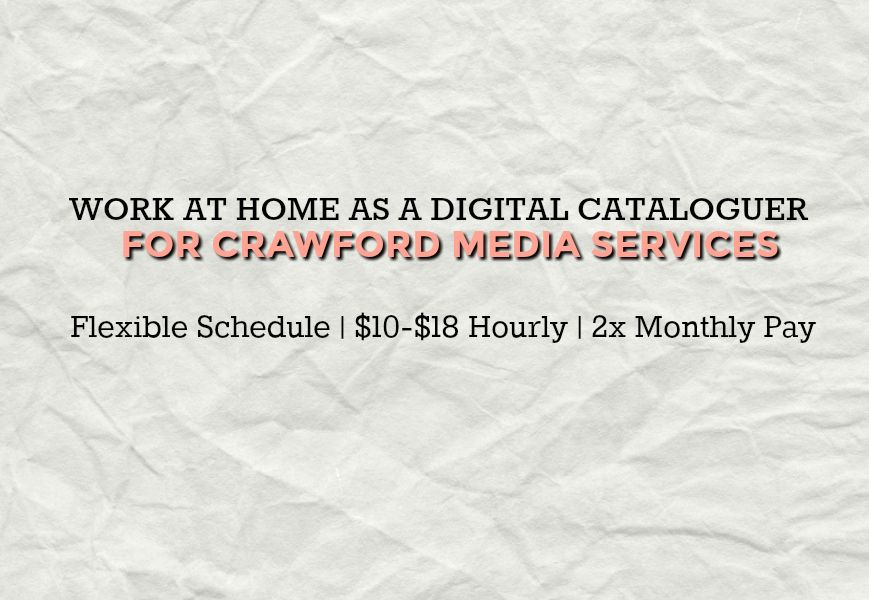 digital cataloguers needed