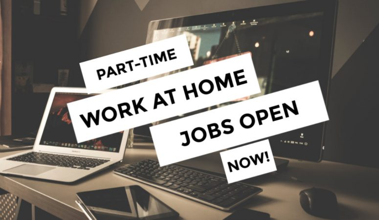 Part Time Work From Home Jobs – 10 Companies Hiring Now!