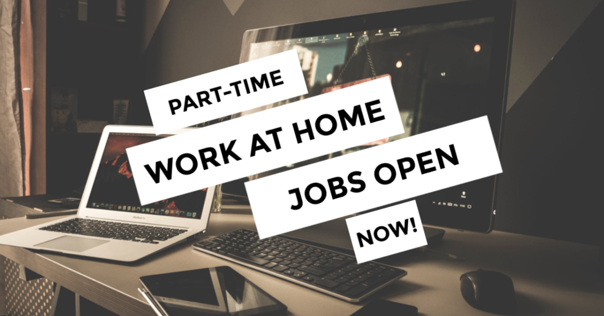 Part Time Work From Home Jobs 10