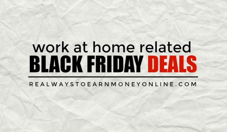 Get a FlexJobs Subscription For Just $5 a Month + Other Work at Home Black Friday Deals