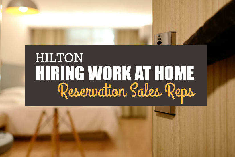 legitimate work from home jobs in kentucky hilton is hiring work at home reservation associates in 3372