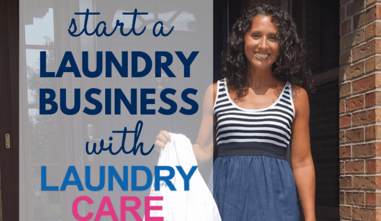 How To Earn Money With a Home-Based Laundry Business