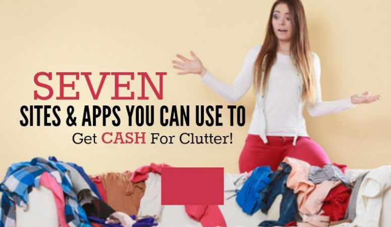 Looking to Clear the Clutter? Here are 7 Places to Sell It Online!