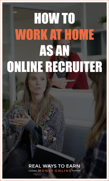 How to work at home as an online recruiter for Indeed's crowdsourcing recruiting platform.