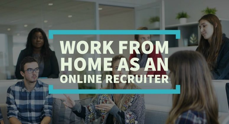How to Make Money As An Online Recruiter For Indeed Crowd