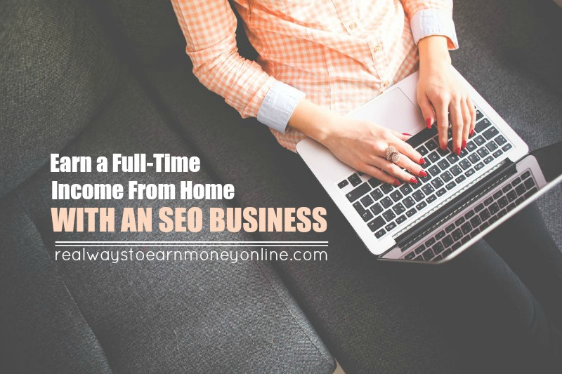 SEO Training Course – Earn a Full-Time Income With An SEO Business!