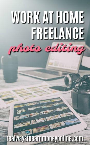 Work at home freelance photo editing jobs at Mendr.