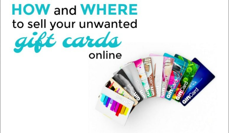 Need To Sell Gift Cards Online? Here Are 4 Ways To Do It!