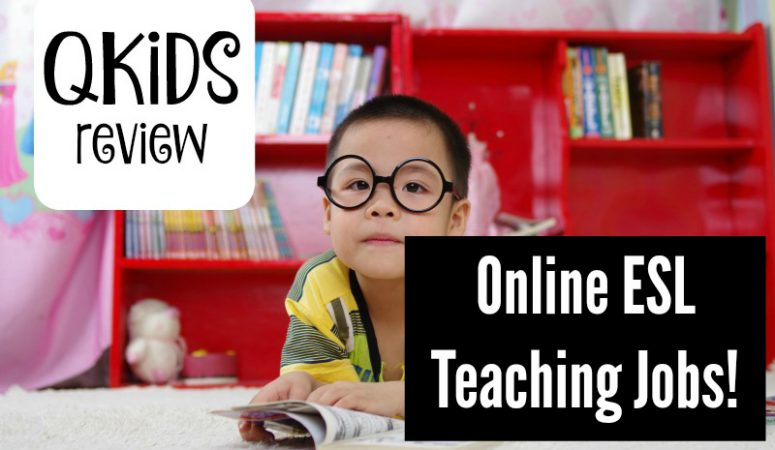 QKids Review – Work at Home As An Online English Teacher