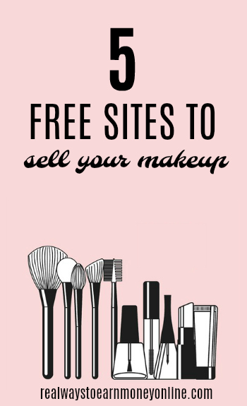 5 free sites to sell makeup from home -- all free to use!