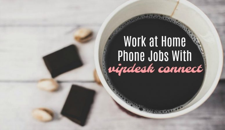 VIPdesk Connect Review – Take Calls From Home For Major Companies!