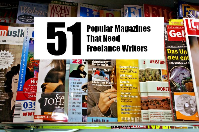 21 Magazines Currently Seeking Creative Non-Fiction