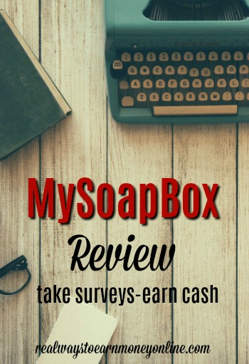MySoapBox is a popular online survey panel for #extracash that will give you rewards in exchange for your honest opinion on products and services. You can get gift cards to many popular retailers, such as Amazon, for your participation.