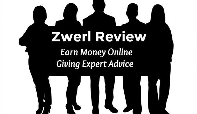Zwerl Review – Earn Money Online Giving Expert Advice